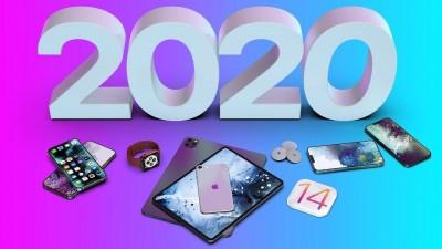 Apple представила первое обновление 2020 года, и представила обновленные версии MacBook Air, iPad Pro и Mac Mini.