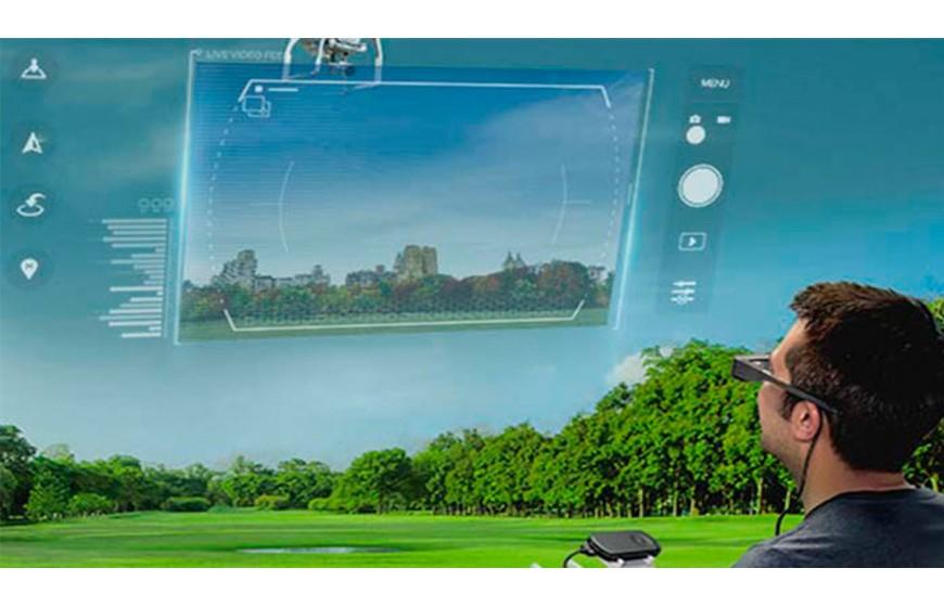 Epson запускает первый в мире симулятор квадрокоптеров для смарт-очков